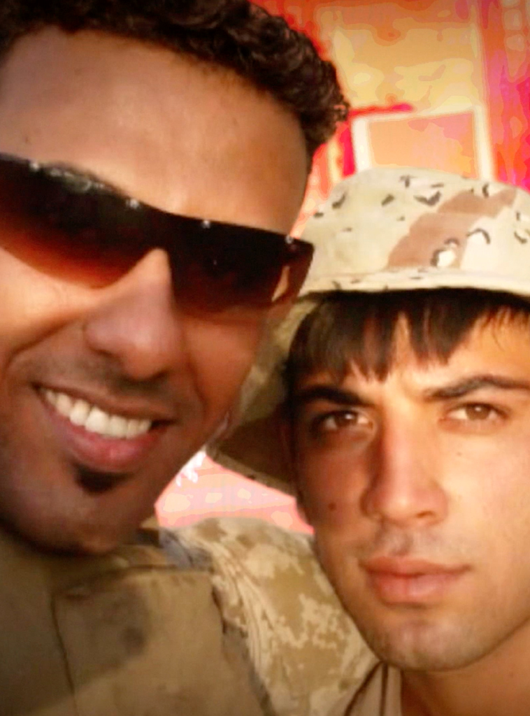 Gay iraq sex