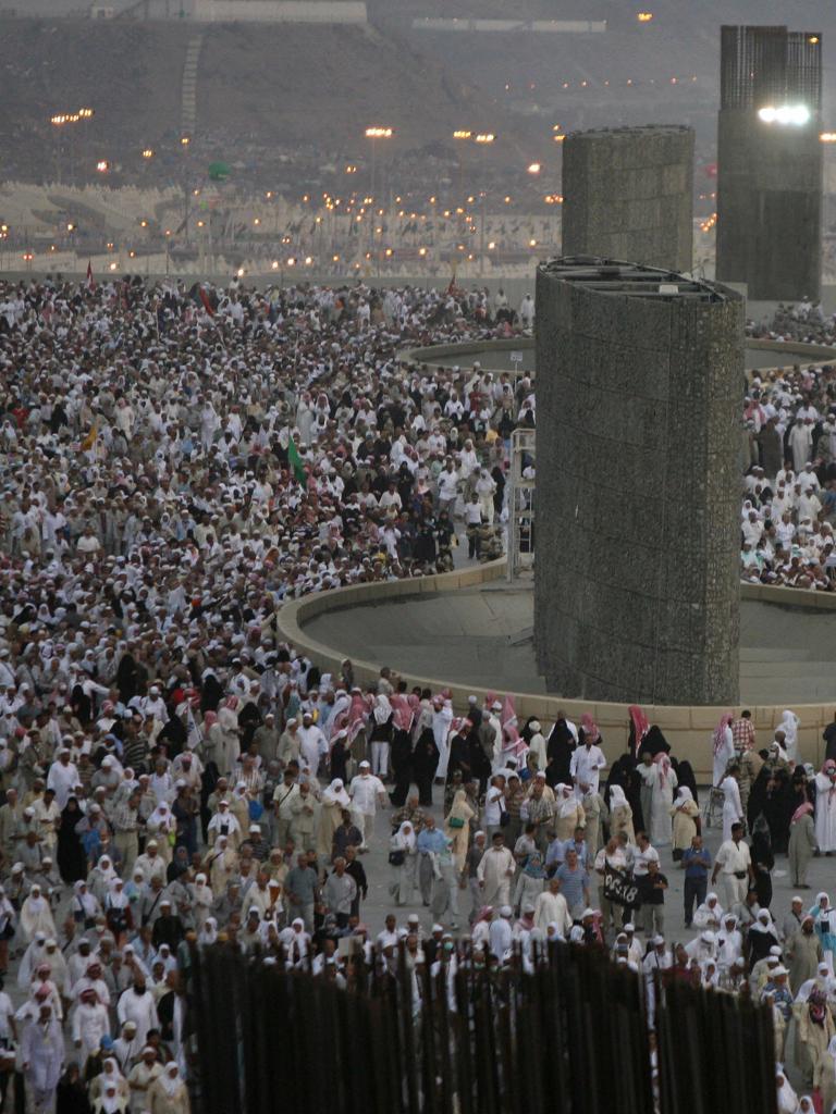A journey through Hajj, Islam's special pilgrimage